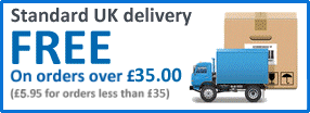 Free standard UK delivery...